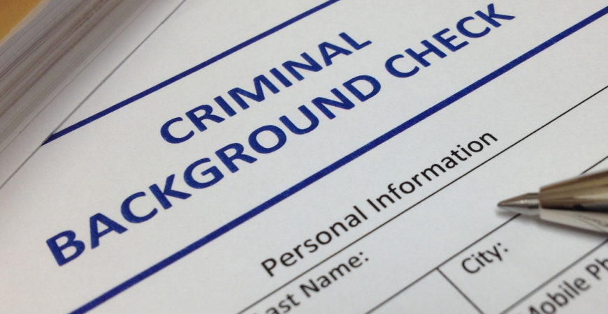 Liability Protection Through Background Screening